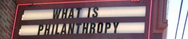 Image result for charity versus philanthropy