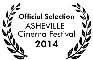 ASHEVILLE CINEMA FESTIVAL laurel wreath