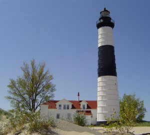 Big Sable Lighthouse - Ludington, MI