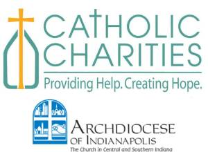 Catholic Charities with arch diocese