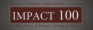 Impact 100 Indy logo
