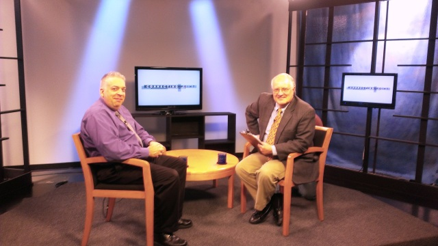 Interview with Jim Madigan at WGBY - Springfield, MA