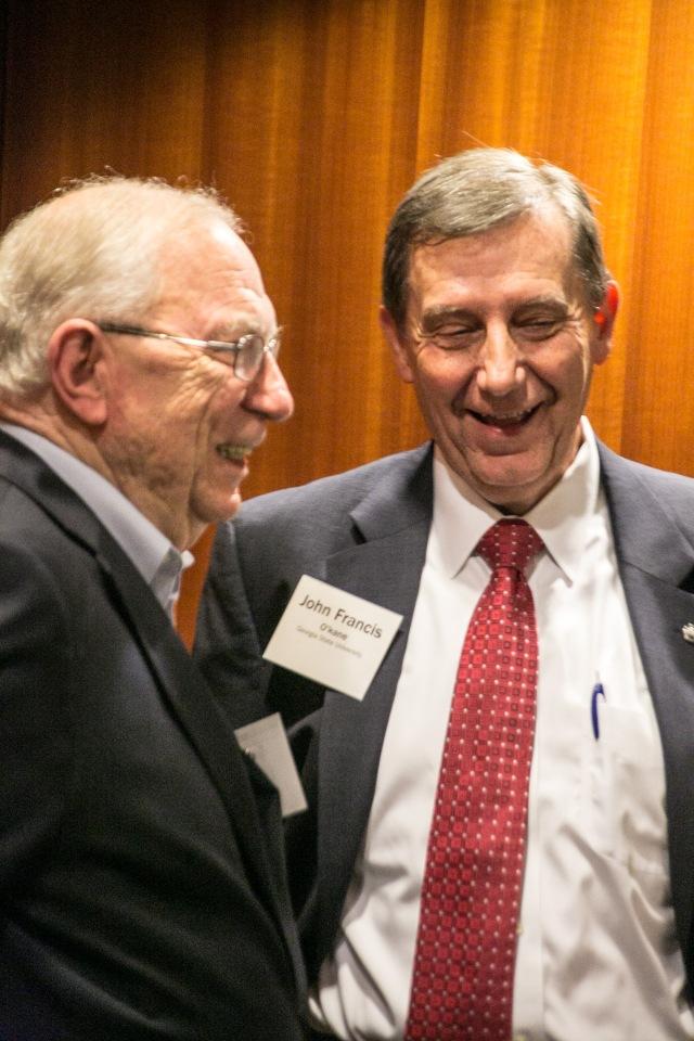 Martin Lehfeldt and John O'Kane