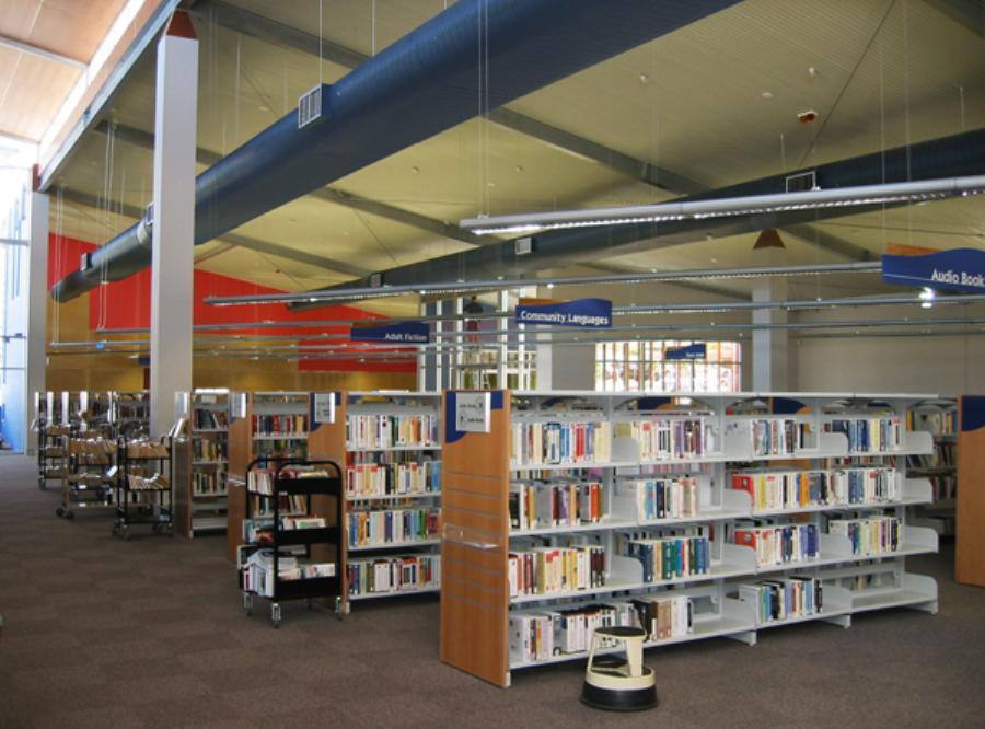 Southport Library - Australia